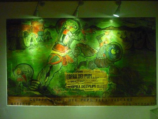 Museo Aretuseo dei Pupi: manifesto