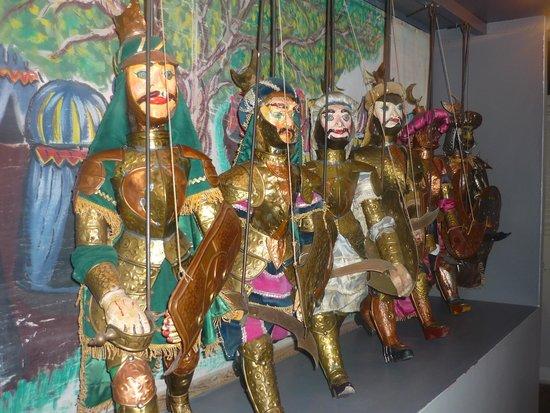 Museo dei Pupi - Siracusa