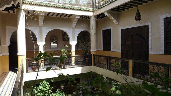 Riad Harmattan : 1st floor rooms