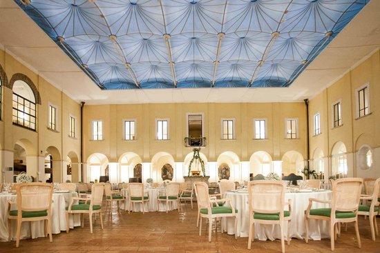 Hotel Certosa Di San Giacomo: Chiostro Certosa di San Giacomo