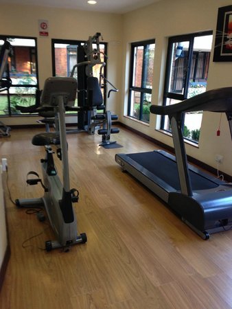 Heri Heights Serviced Apartments: Gym