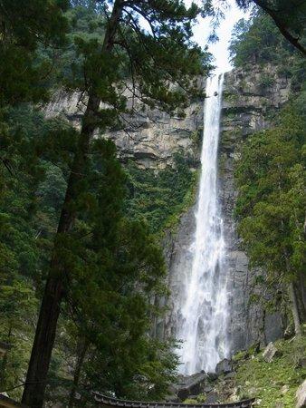 青岸渡寺, 那智の滝