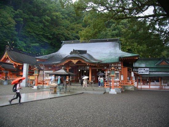 青岸渡寺, 那智熊野大社
