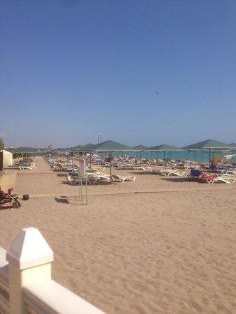 Hotel Riu Kaya Belek : Beach