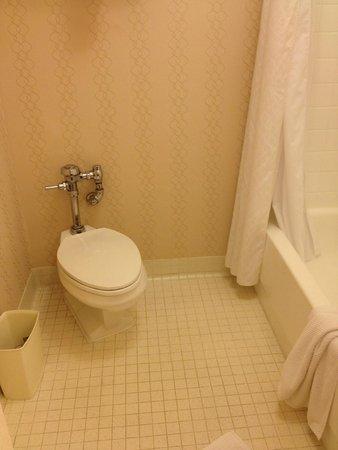 Renaissance Cleveland Hotel: Bathroom