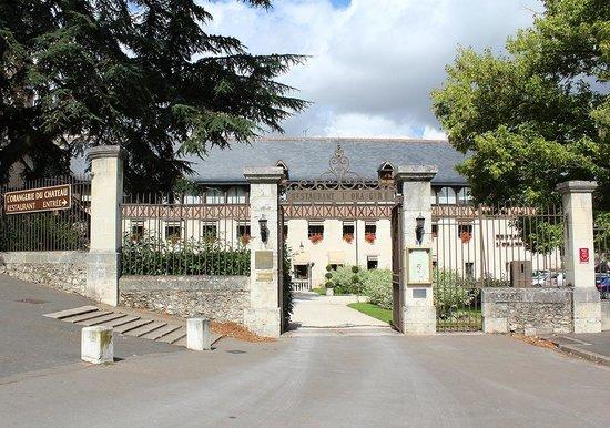 L'Orangerie du Château : VUE DU RESTAURANT