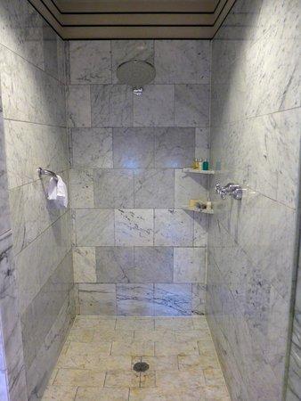 Hyatt Hotel Canberra: shower