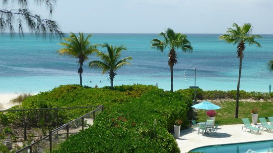 Coral Gardens on Grace Bay: View from 3rd floor room