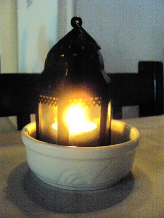 The Black Cat: Candles