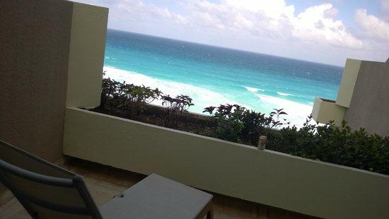 Paradisus Cancun: Nuestra terraza