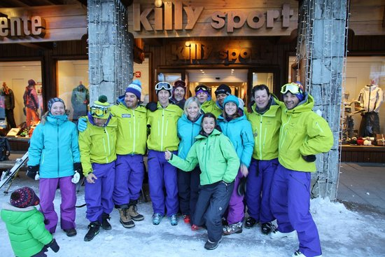 Mountain Masters Ski School