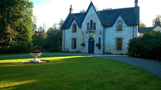 Kerrow House : guest-house dans son parc