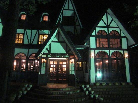 Restaurant & Hotel Traumerei : 幻想的