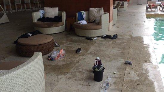 Waldorf Astoria Panama: Que sucio,��