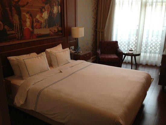 Neorion Hotel: Bedroom