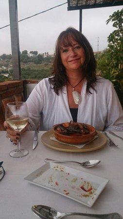Rural Hotel Almazara: A tasty meal