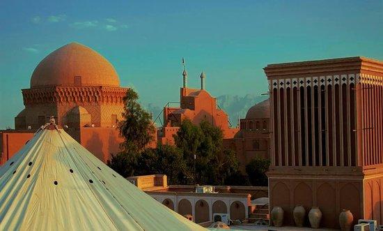 Fahadan Museum Hotel: fahadan.yazd