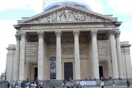 Pantheon: bello, peccato che lo stavano restaurando.