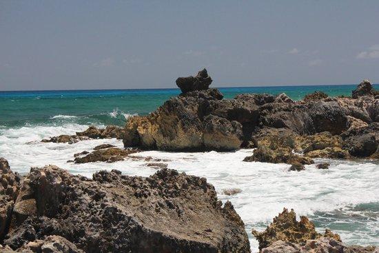 Playa Chen Rio: Great water