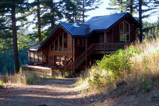 "Green Springs Inn: Typical ""Cabin"""