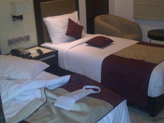 Hotel Florence: schön Executive-Zimmer ordentlich und sauber