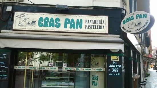 Panaderia Pasteleria GRAS PAN