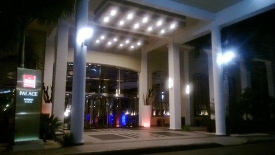 Hotel Riu Palace Bavaro: area recreativa