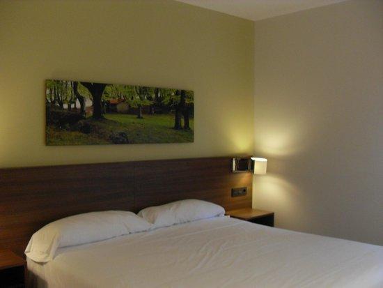 Aginaga Hotela: camera