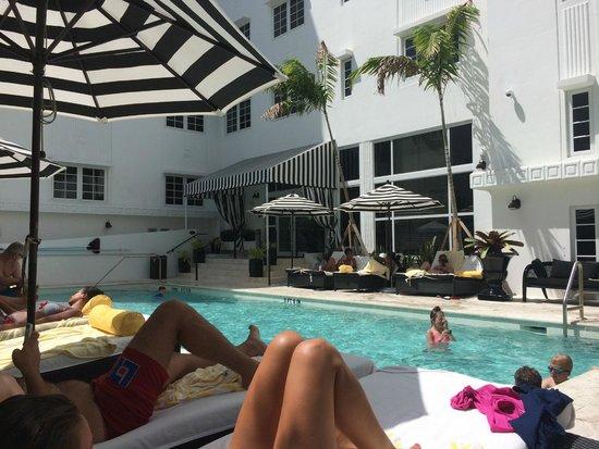 Hotel Croydon Pool
