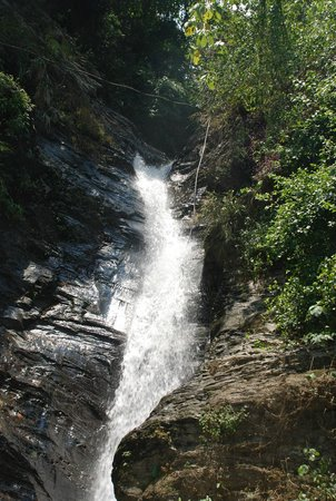 Liangshan Waterfall