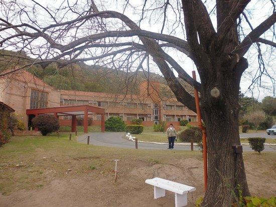 Hotel Pinares del Cerro : vista del frente