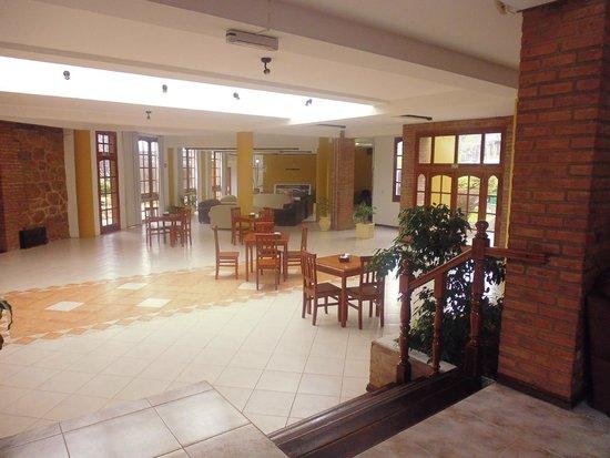 Hotel Pinares del Cerro: Comedor
