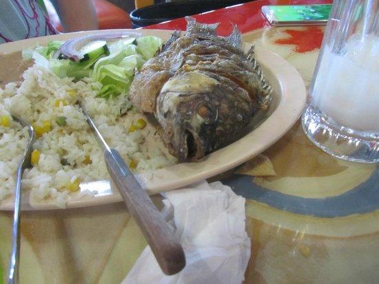 Mariscos Las Islitas: Yummy fish