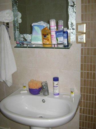 Charme el Cheikh: salle de bain