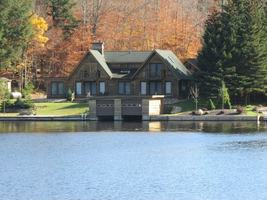 Old Forge Lake Cruises House On The