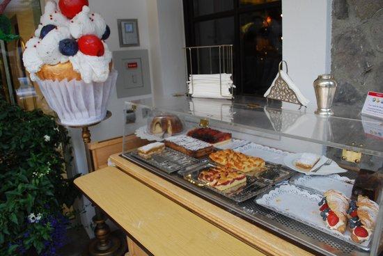Saalbacher Hof: Cakes!