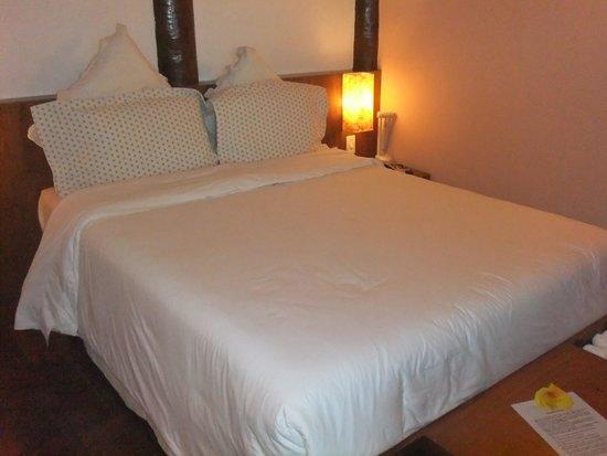 Pousada Teju-Acu: Our room