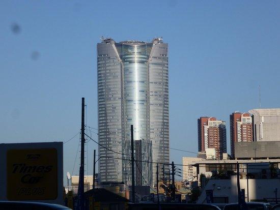 Grand Hyatt Tokyo: La Mori Tower à 2 pas de l'hotel