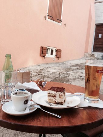 Cafe L'Angelique: Tiramisu