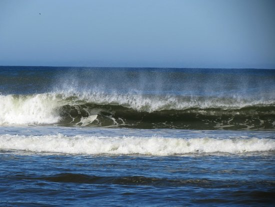 Judith Ann Inn: At the beach