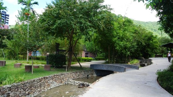 Jiaosi Hot Spring Park
