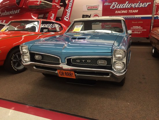 Muscle Car City Museum: Beautiful