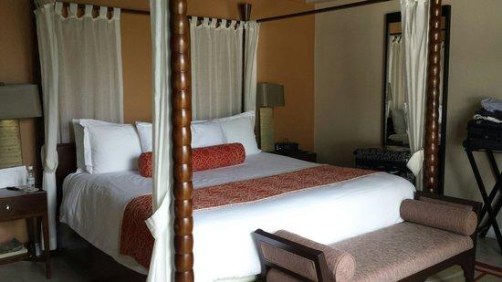 Spice Island Beach Resort: Ahhhh the best sleep