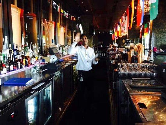 Stills Bar & Brasserie : We tend, we flare, we create n we serve