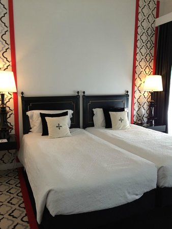 Hotel Infante Sagres : 部屋