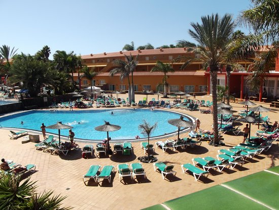 Oasis Village: look at this pool its great