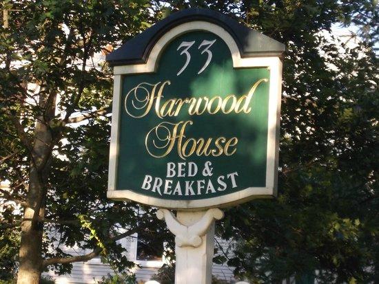 Harwood House Bed & Breakfast: Harwood House