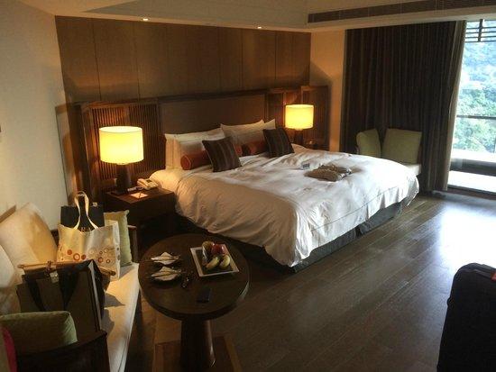 Grand View Resort Beitou : room