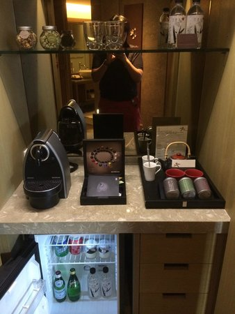 Grand View Resort Beitou : in-room amenities