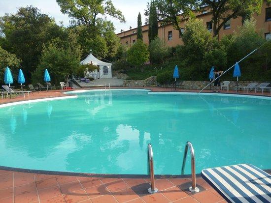 Laterina, Italy: piscina
